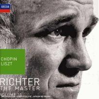 Decca - Sviatoslav Richter - Richter the master Vol. 10 : Liszt, Chopin