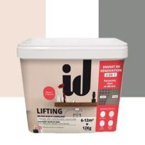 Id Paris - Lifting Mur & Carrelage 12KG Coton - Enduit de rénovation - décoration intérieur