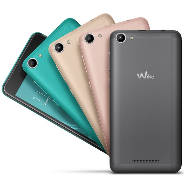 52006a34c7f477 WIKO Smartphone Wim - 32 Go - WIM-LITE-BLEEN - Turquoise pas cher ...