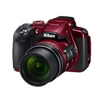 NIKON - appareil photo bridge rouge - b700