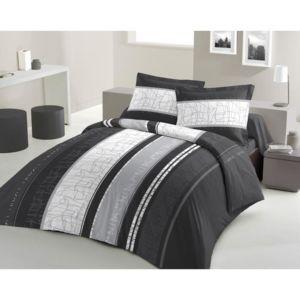 lovely home parure de couette confussus 100 coton 1 housse de couette 220x240 cm 2 taies. Black Bedroom Furniture Sets. Home Design Ideas
