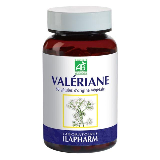 Ilapharm - Valeriane Bio - Endormissement - Sommeil - Programme recommandé de 60 jours 3 flacons