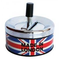 London Design - Londres Cendrier toupie drapeau Made In London