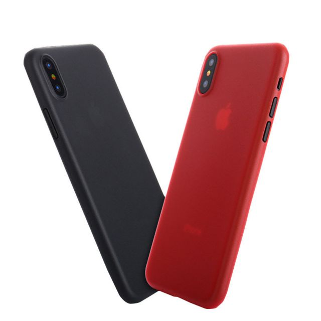 coque iphone x ultra mince