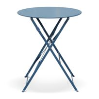 Table ronde bistrot - catalogue 2019 - [RueDuCommerce - Carrefour]