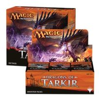 Wizards of the Coast - Cartes à collectionner - Les Dragons De Tarkir : 1 Booster