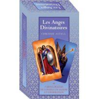 Contre-dires - les anges divinatoires ; coffret
