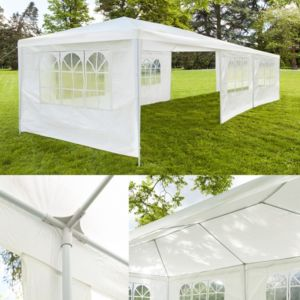 idmarket chapiteau 3x9 m tente tonnelle de r ception. Black Bedroom Furniture Sets. Home Design Ideas