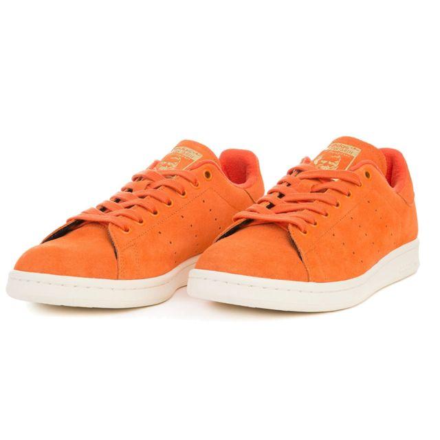 basket adidas femme orange