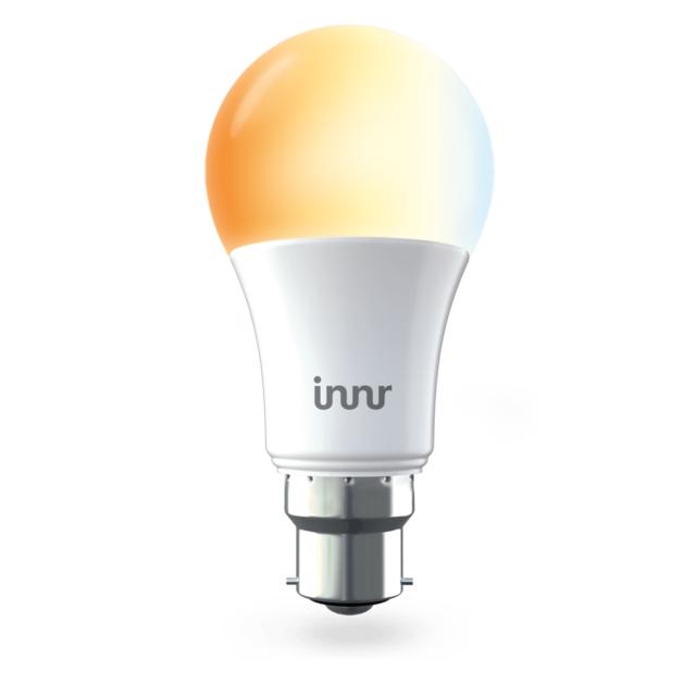 INNR - Ampoule connectée B22 - Blanc réglable