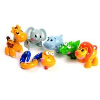 Tolo Education - animaux sauvages tolo - lot de 6