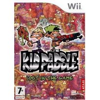 Atari - Kid Paddle lost in the game - Wii