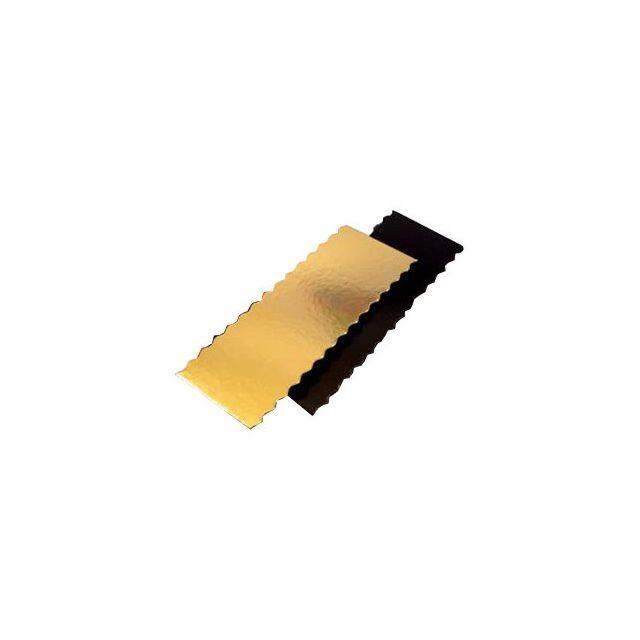 Autre Semelle bûche bord festonné 10 x 35 cm