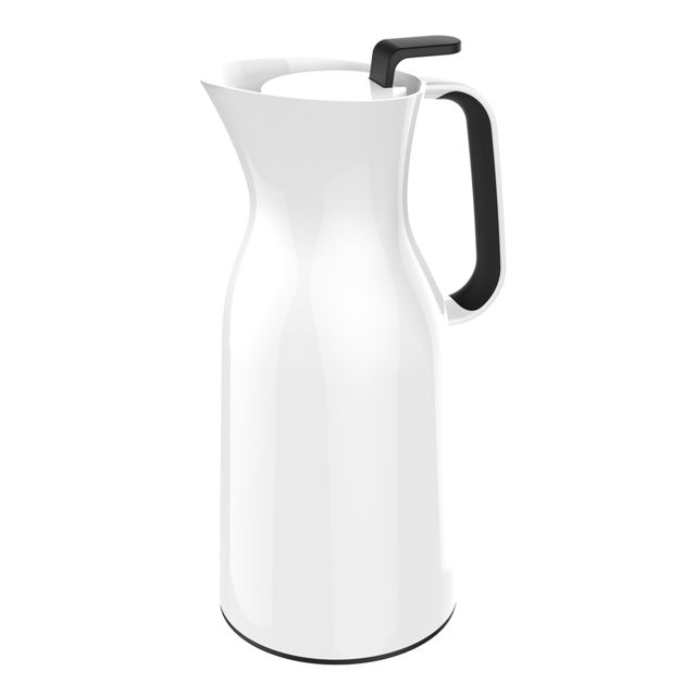 Incroyable CARREFOUR HOME - Carafe isotherme 1 L - Blanc - pas cher Achat WW-89