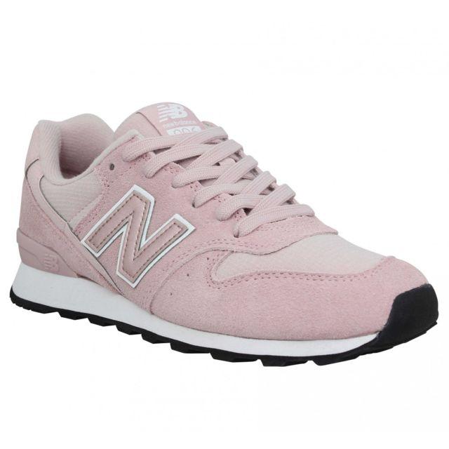new balance 996 femme noir et rose