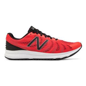 New Balance - Chaussures FuelCore Rush v3 rouge noir