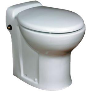 pulsosanit wc c ramique avec broyeur incorpor senior 56 pas cher achat vente broyeur wc. Black Bedroom Furniture Sets. Home Design Ideas