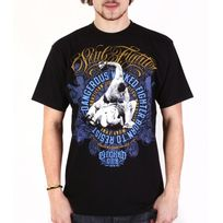 Wicked - Tshirt One Striker-2 Noir