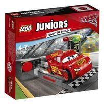 Lego - Cars - 10730-Le propulseur de Flash McQueen