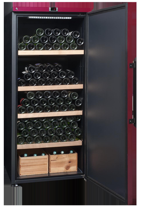 la sommeliere cave vin de vieillissement vip 265p pas cher achat vente cave vin. Black Bedroom Furniture Sets. Home Design Ideas