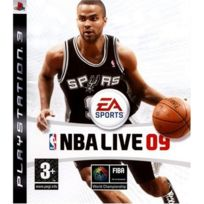 Playstation 3 - Nba Live 09 - PS3