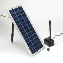 SolarMate - Pompe solaire pour bassin sans batterie