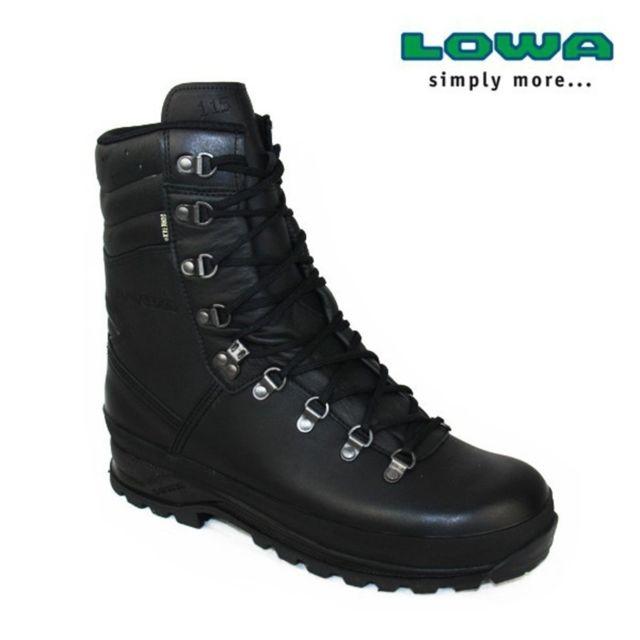 Chaussures Lowa Rangers militaire achat vente pas cher