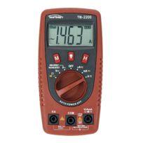 Testboy - Multimètre numérique - 2200