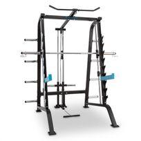 CAPITAL SPORTS - Squatster Rack squat multifonction pour entraînement de musculation