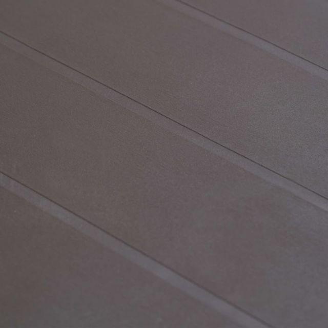 Icaverne - Salons de jardin ligne Meuble à dîner d'extérieur 9 pcs Plastique Brun Aspect de rotin