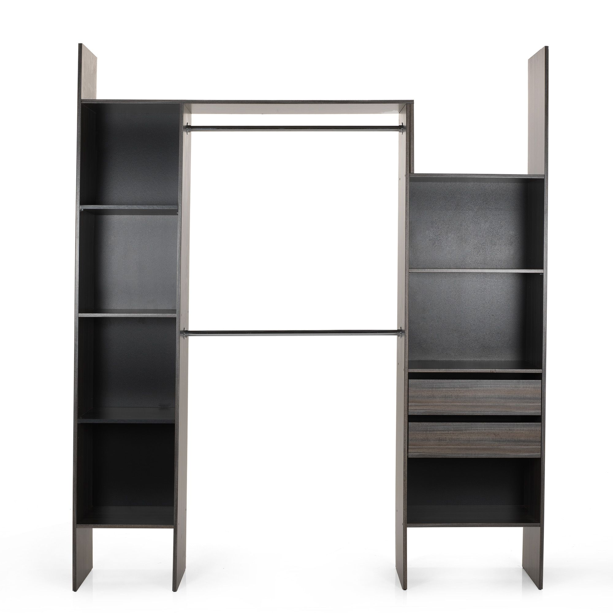 alin a modulo kit d 39 am nagement de placard extensible. Black Bedroom Furniture Sets. Home Design Ideas