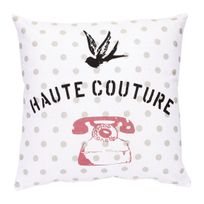 Street Home - Coussin Haute Couture 40x40cm