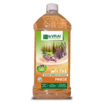 Le Vrai - détergent parfumant 1l pinède - 4501