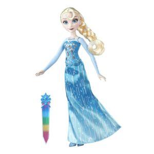 hasbro la reine des neiges poupe reine des neiges pierres precieuses elsa - Barbie Reine Des Neiges