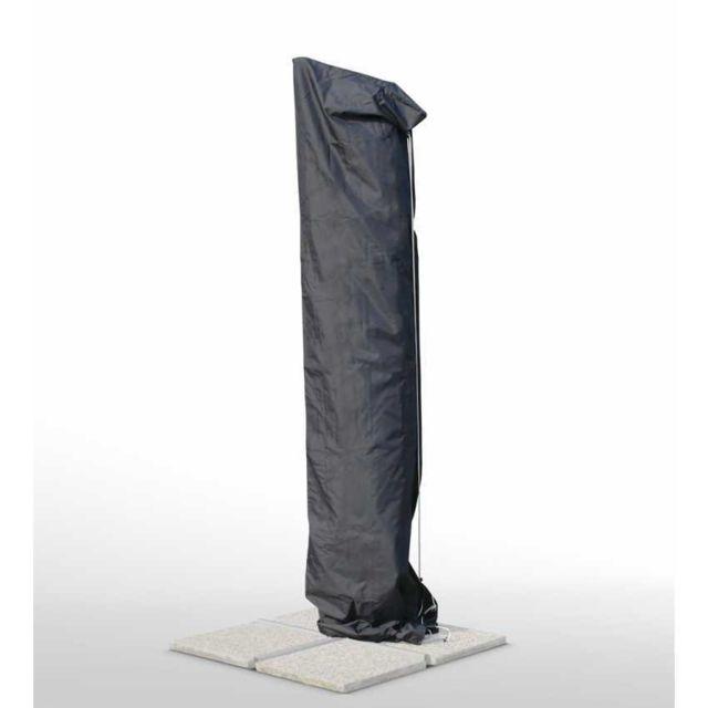 elios parasols housse pour parasol de jardin sac paras pas cher achat vente accessoires. Black Bedroom Furniture Sets. Home Design Ideas