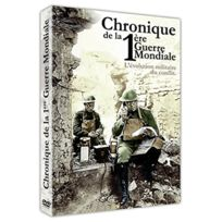 Movinside - Chronique De La 1ERE Guerre Mondiale: L'EVOLUTION Militaire Du Conflit DVD