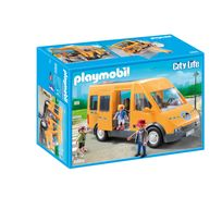 PLAYMOBIL - Bus scolaire - 6866