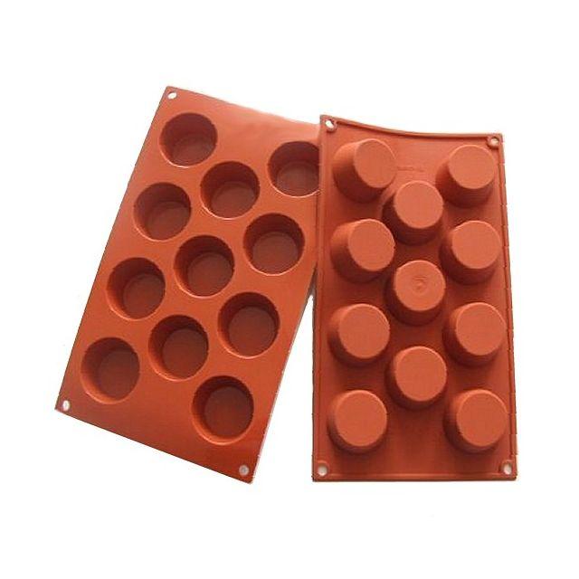 Baumalu Moule 11 mini-muffins de 4, 5 cm Silicone hP