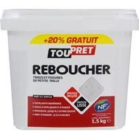 Toupret - Enduit rebouchage Boîte 1,5kg dont 20 % gratuit