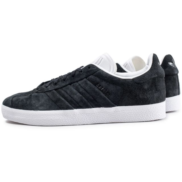 Adidas Gazelle Stitch And Turn Noire pas cher Achat