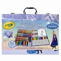 Crayola - Mallette de l'artiste La Reine des Neiges