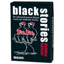 moses. Verlag GmbH - Black Stories Holiday Edition