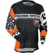 Moose Racing - Maillot S7 Qualifier Noir Orange