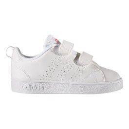 official photos 98999 1eb47 Adidas - Chaussures neo Vs Advantage Clean Cmf blanc rose bébé - pas cher  Achat  Vente Baskets homme - RueDuCommerce