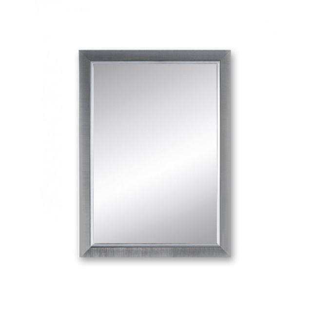 Deknudt Mirrors Miroir Bremen Dark S Traditionnel Classique Rectangulaire Noir 45x60 cm