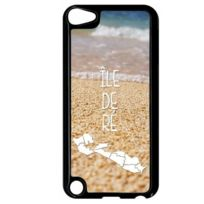 Apple - Coque ile de re plage 160 compatible ipod touch 5 bord noir