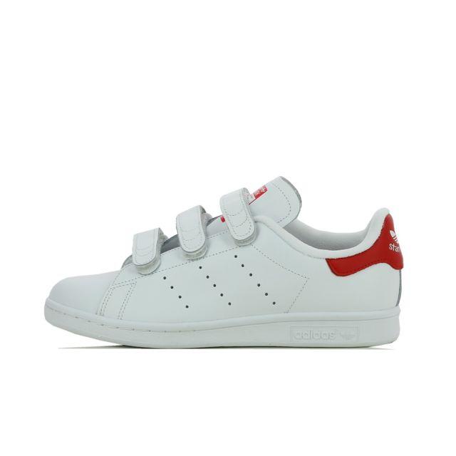 a2995d2550810 Adidas originals - Basket Stan Smith Cf - S80041 - pas cher Achat ...