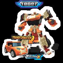 TOBOT - Evolution X - 19005
