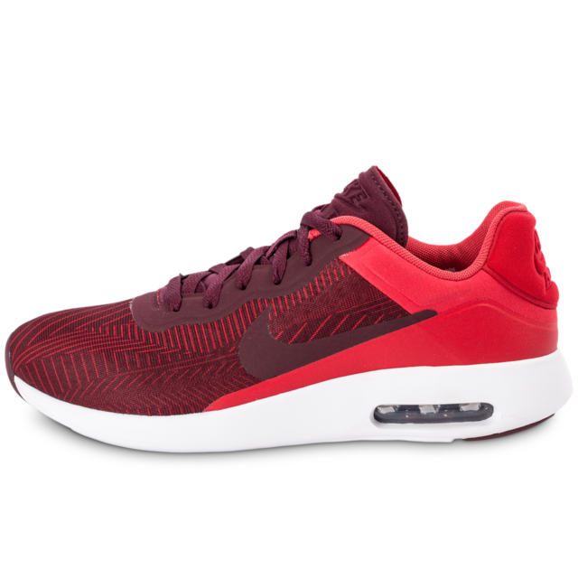 Nike Air Max Modern GPX bordeaux Chaussures Baskets homme