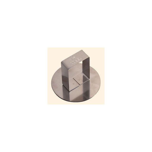 Gobel Poussoir Inox Pour Cercles - ø 5.8 Cm Pour Cercles De 6 Cm